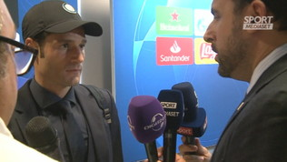 "Inter, Candreva: ""Grande prova, vittoria meritata"""