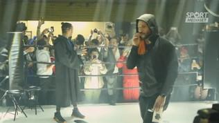 Hamilton sale sul ring... e fa a pugni!