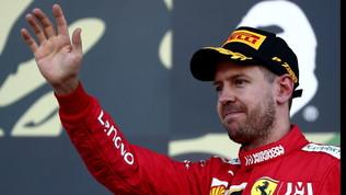 """Vettel: """"Peccato per Suzuka, ma sono fiducioso per il Messico"""""""