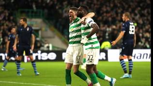 Lazio, la beffa arriva all'89': il Celtic gode in rimonta