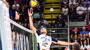 Milano, che colpo:sbanca Perugia senza lasciarle un set