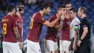 Roma: l'arbitro ammette l'errore, Il Borussia scherza