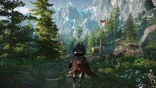 The Witcher 3: Wild Hunt è un gioiello anche su Switch