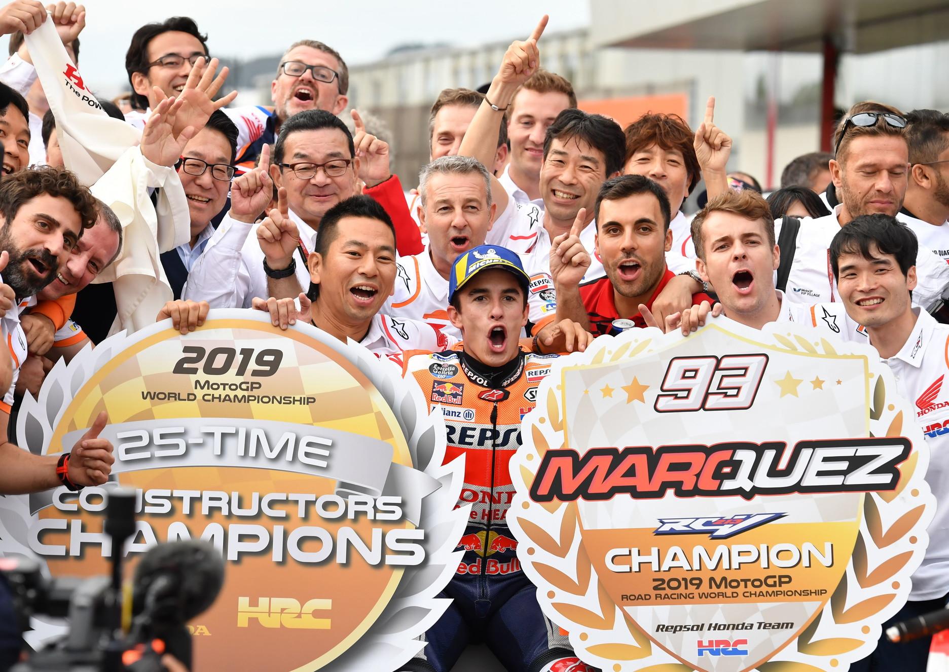 MotoGP: Marc Marquez (Honda)