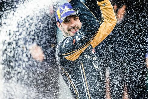 Formula E: Jean-Eric Vergne (DS Techeetah)