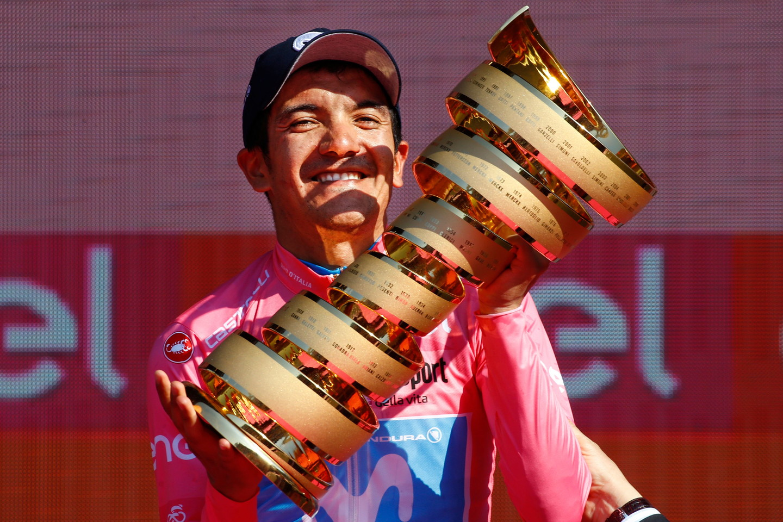 Giro d'Italia: Richard Carapaz (Movistar)