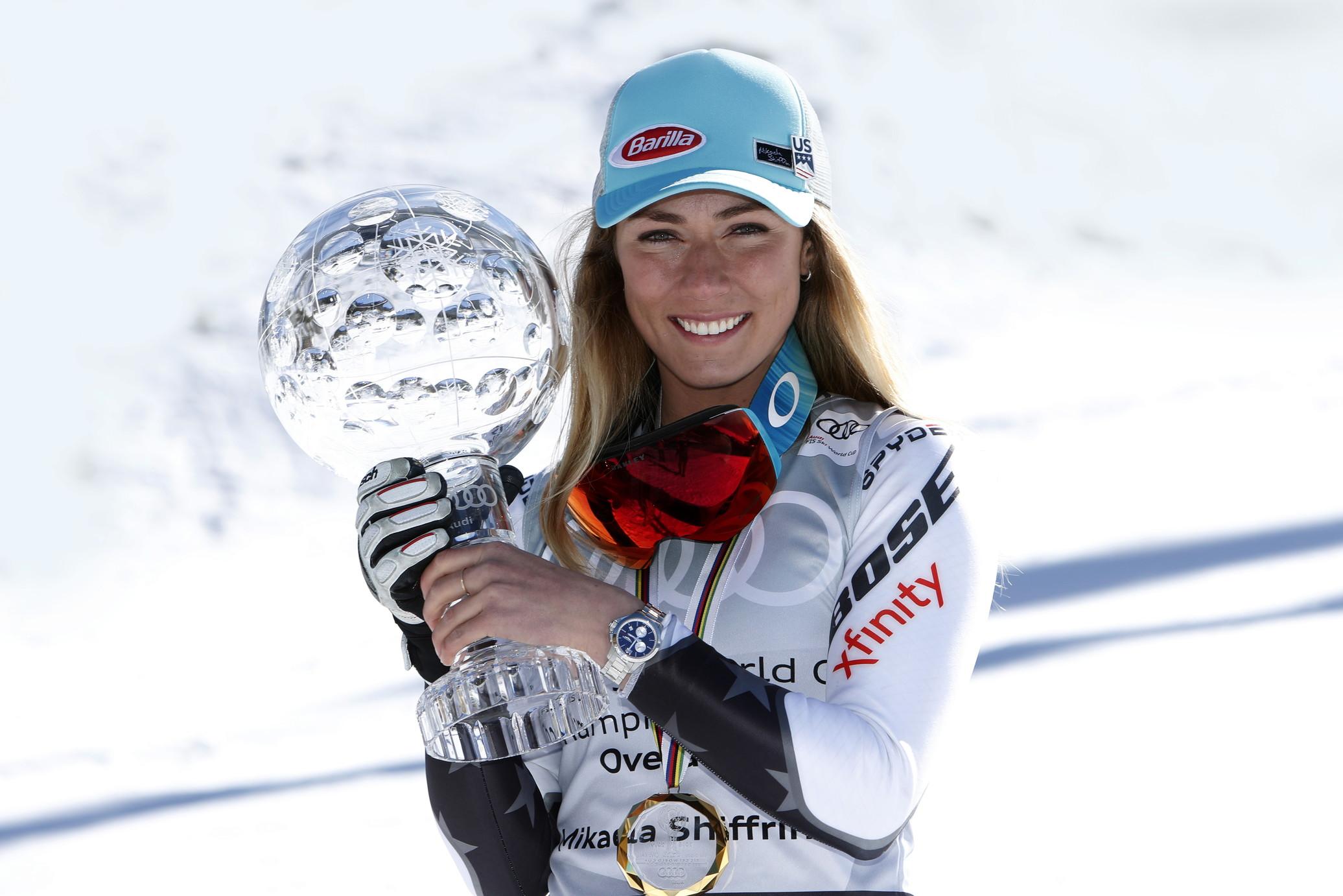 Coppa del Mondo di sci alpino: Mikaela Shiffrin