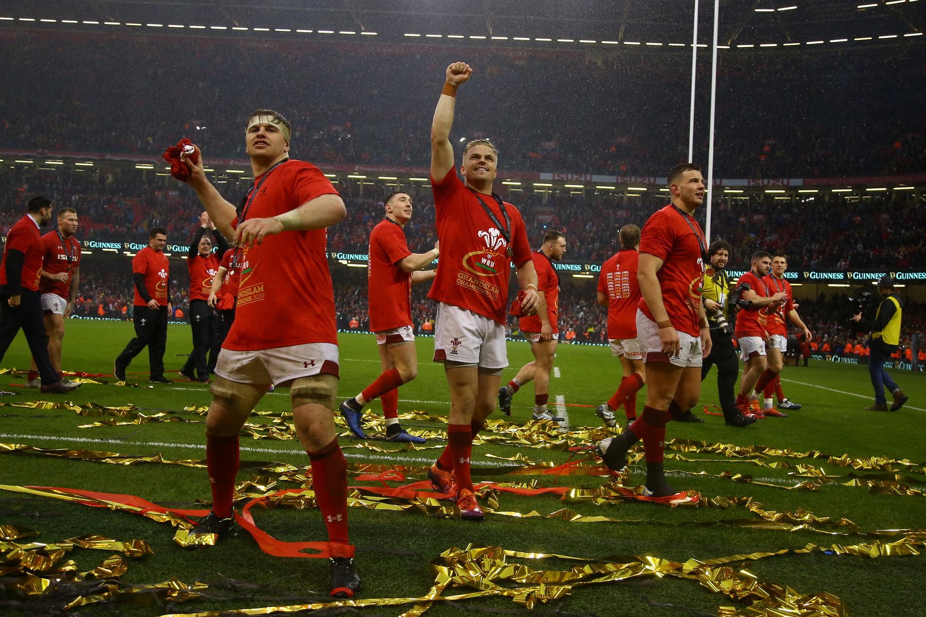 Sei Nazioni rugby: Galles