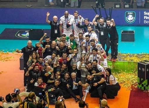 Champions League volley uomini: Lube Civitanova