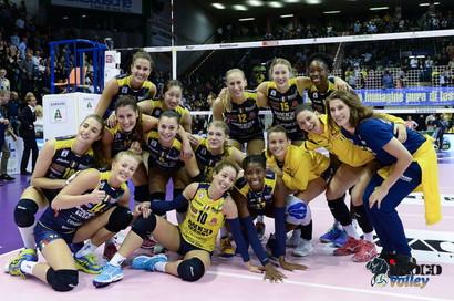 A1 volley: Imoco Conegliano