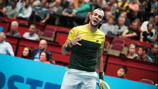 Berrettini, altra impresa: in semifinale a Vienna e da lunedì sarà Top 10