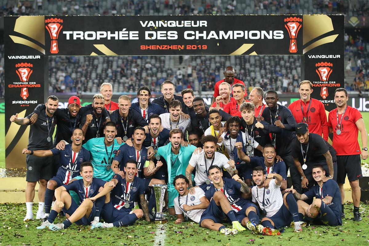 Supercoppa Francia: Paris Saint Germain