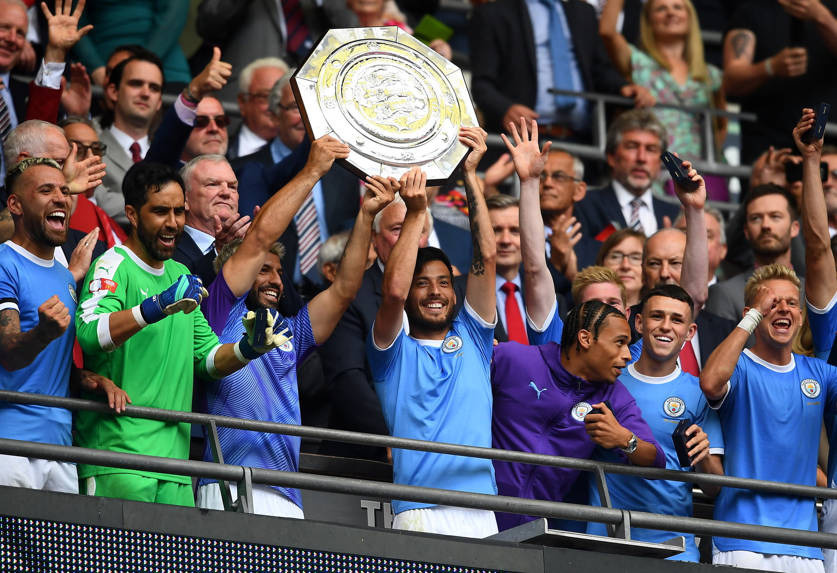 Supercoppa Inghilterra: Manchester City