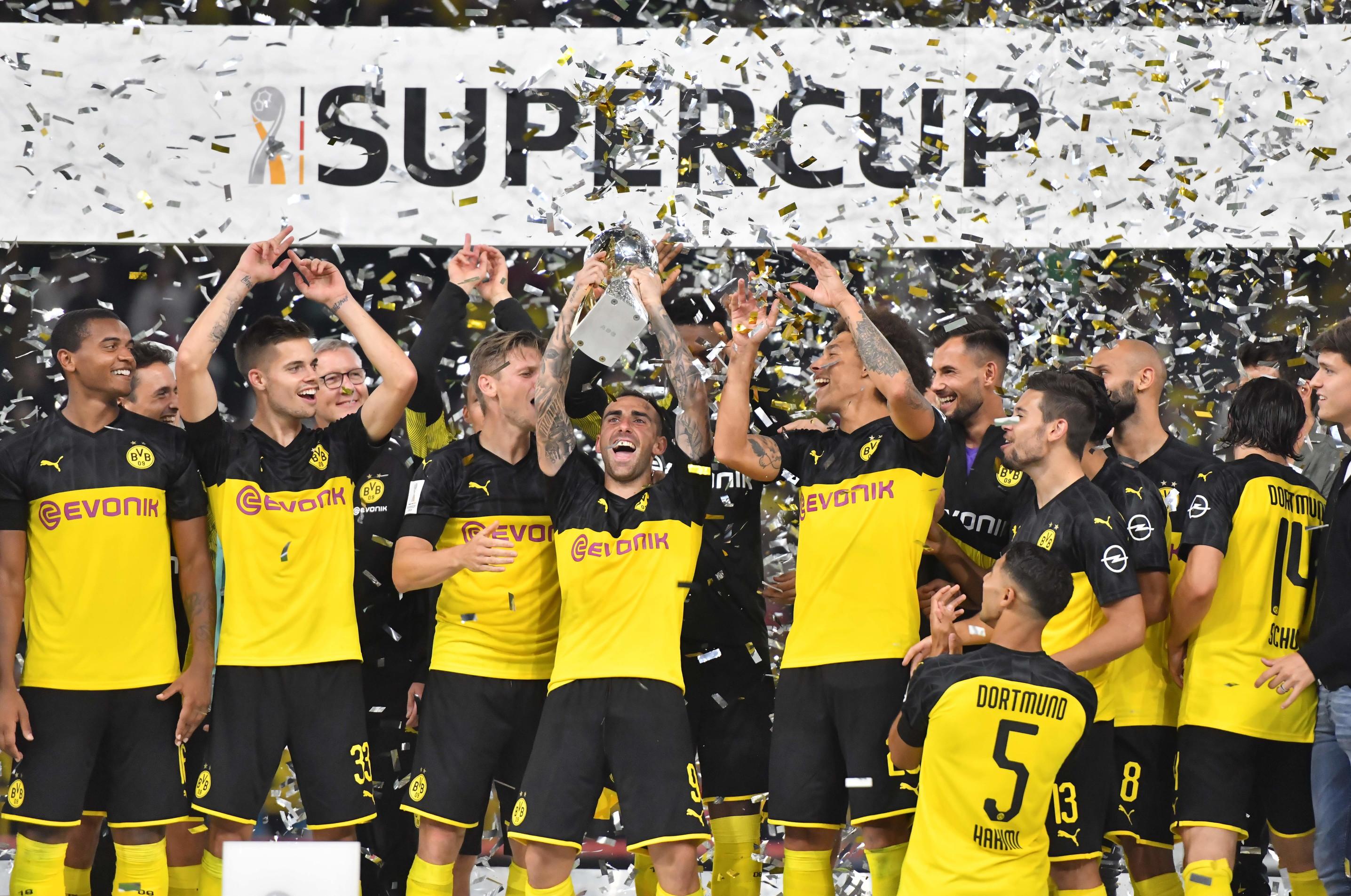 Supercoppa Germania: Borussia Dortmund