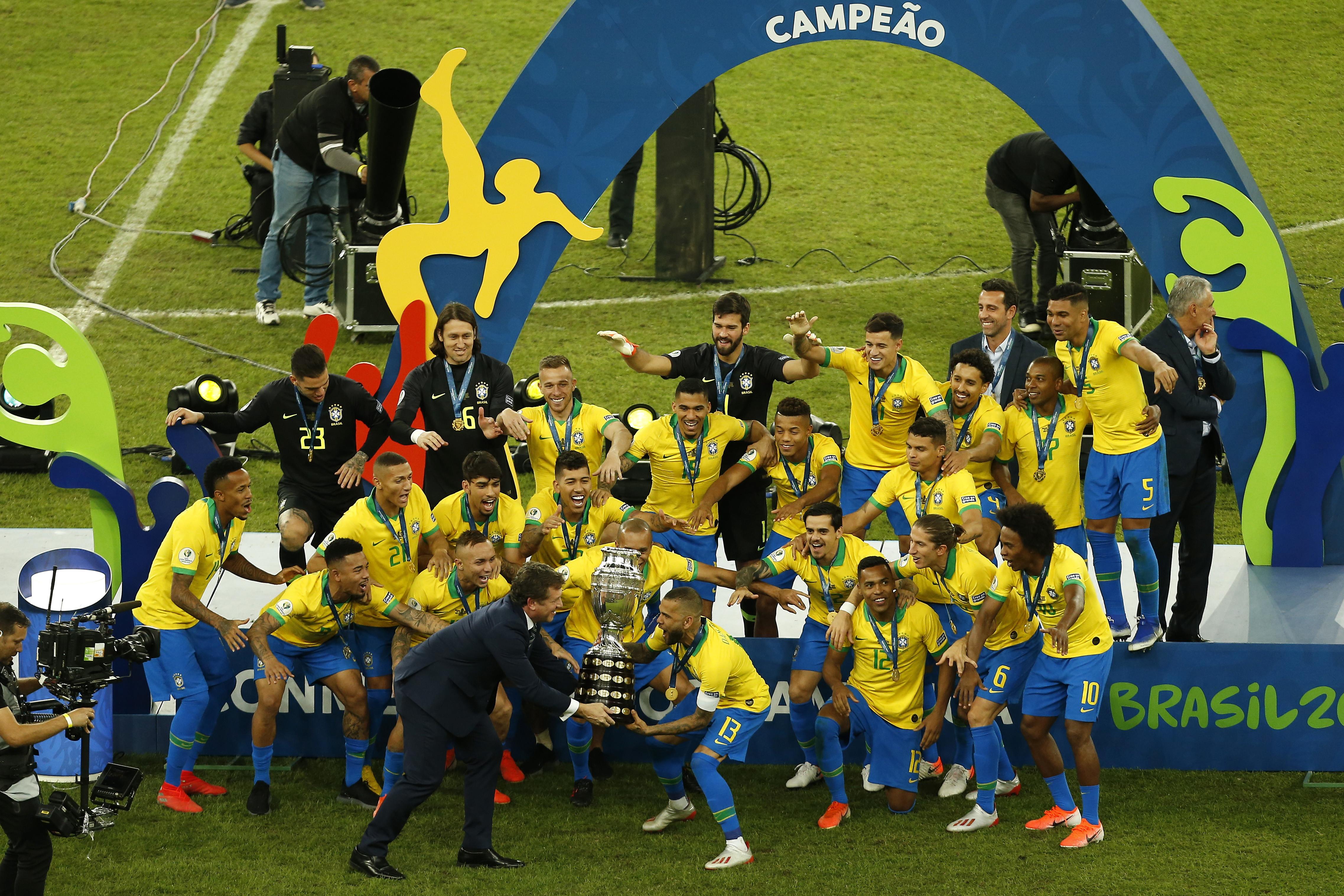 Coppa America: Brasile