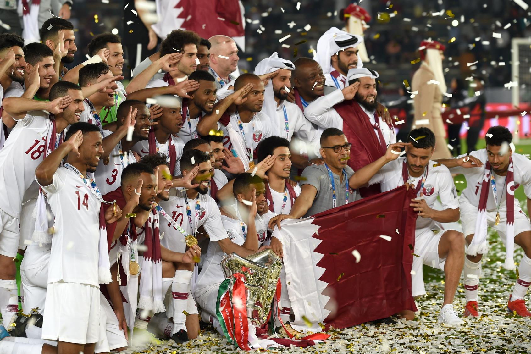 Coppa d'Asia: Qatar