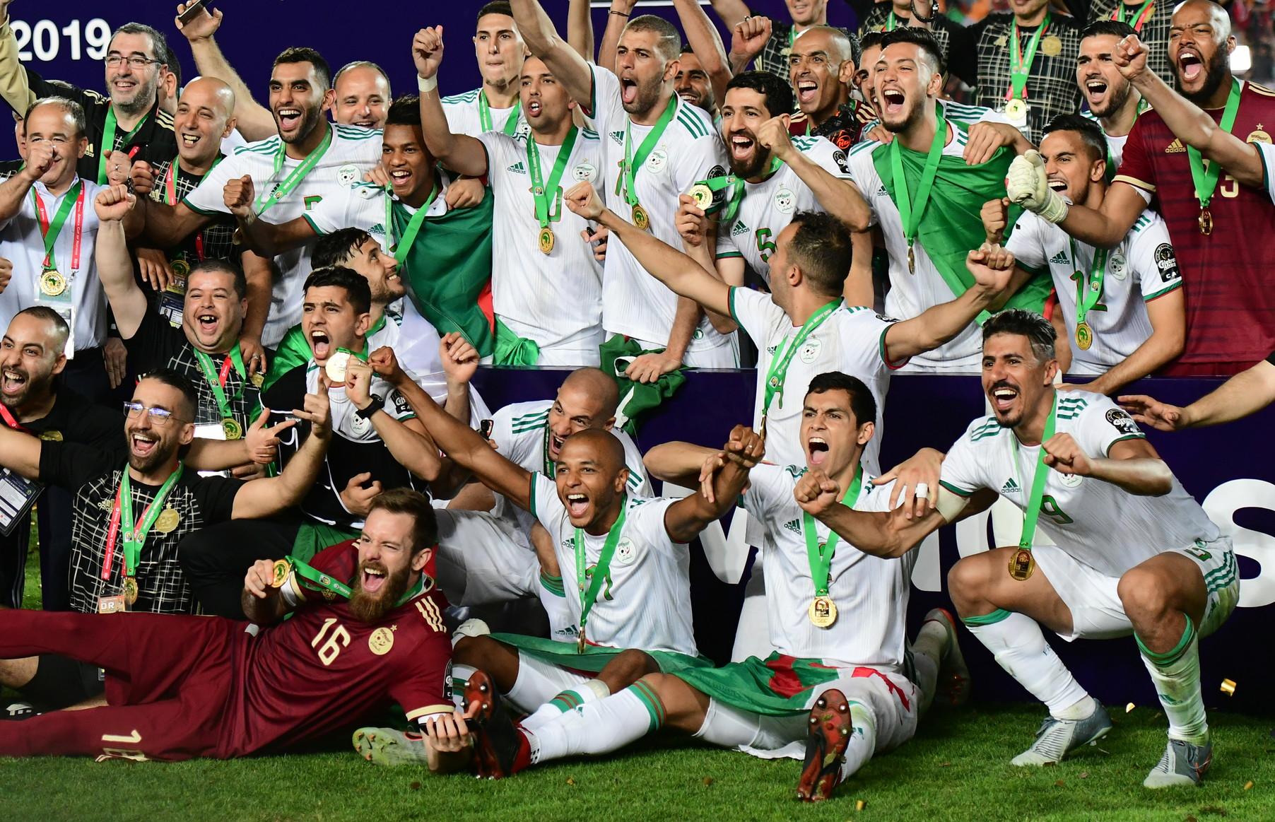 Coppa d'Africa: Algeria