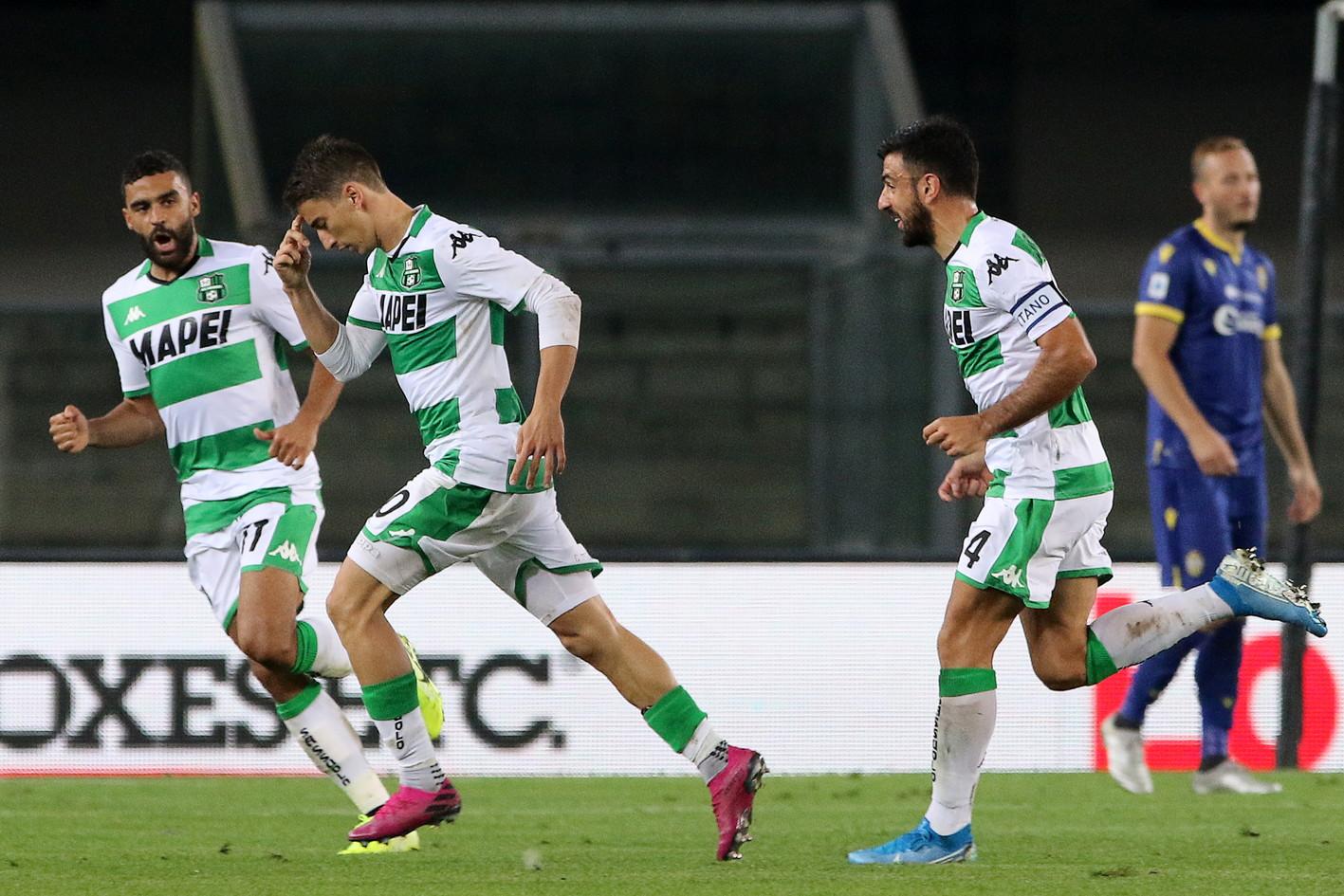 Le immagini più belle del primo anticipo della 9ª giornata di Serie A