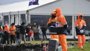 Il vento ferma la MotoGP a Phillip Island