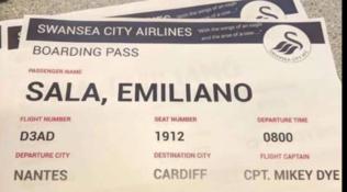 Il derby della vergogna: buglietto aereo per Emiliano sala