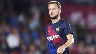Inter, Rakitic non è un sogno proibito: incontro Auslio-Barça