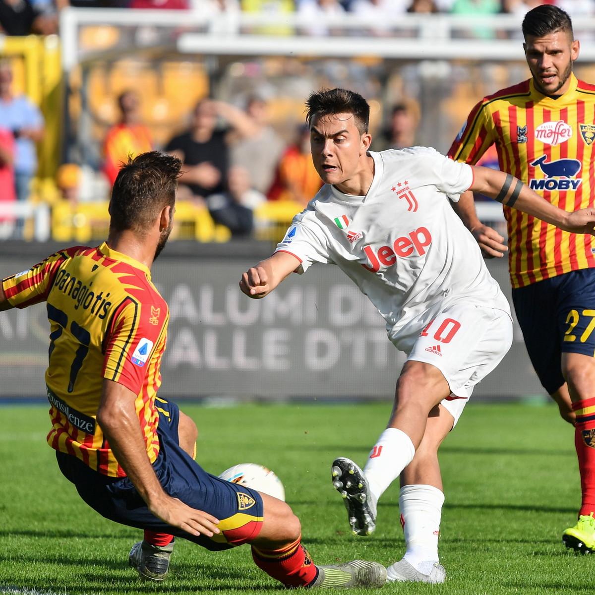 Serie A, il Lecce ferma la Juve: 1-1 al Via del Mare - Sport Mediaset