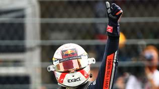 "Verstappen: ""Ho visto le bandiere ma non ho frenato"""