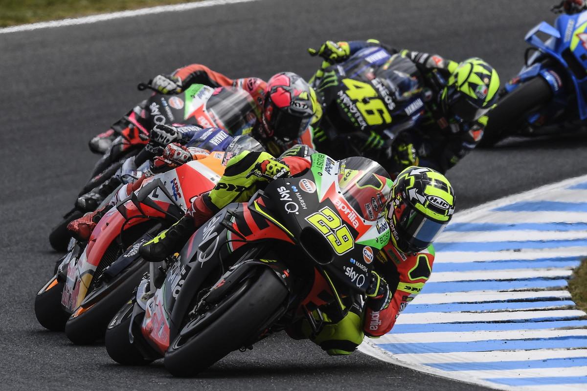 Lo spagnolo vince anche in Australia una gara decisa solo all'ultimo giro