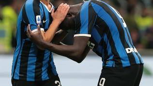 L'Inter a due facce e un sorriso amaro