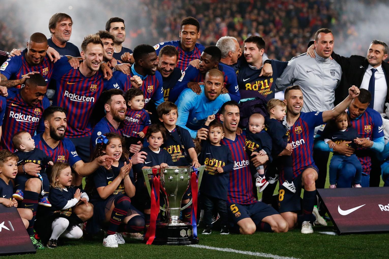 Liga Spagna: Barcellona