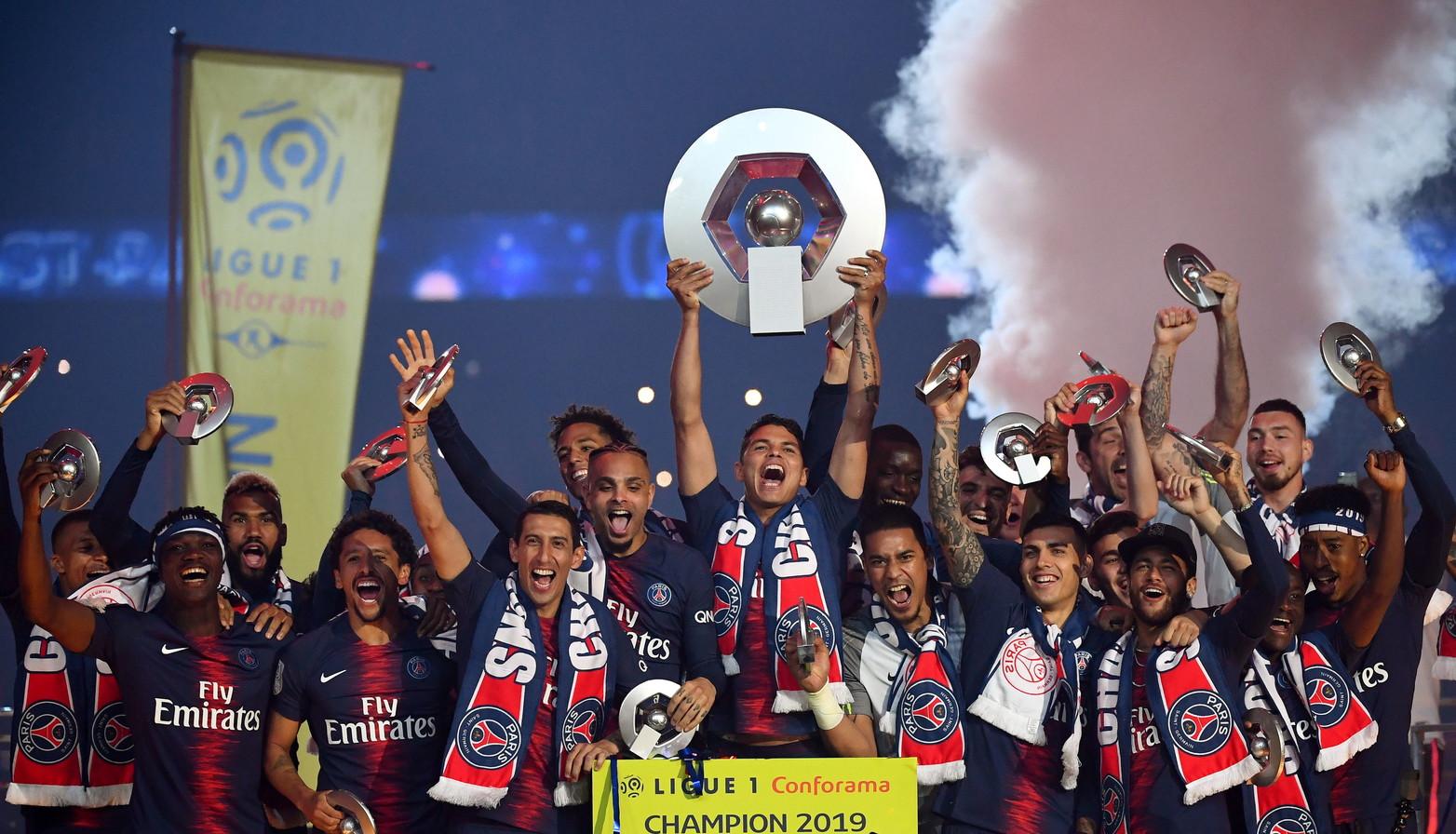 Ligue 1 Francia: Psg