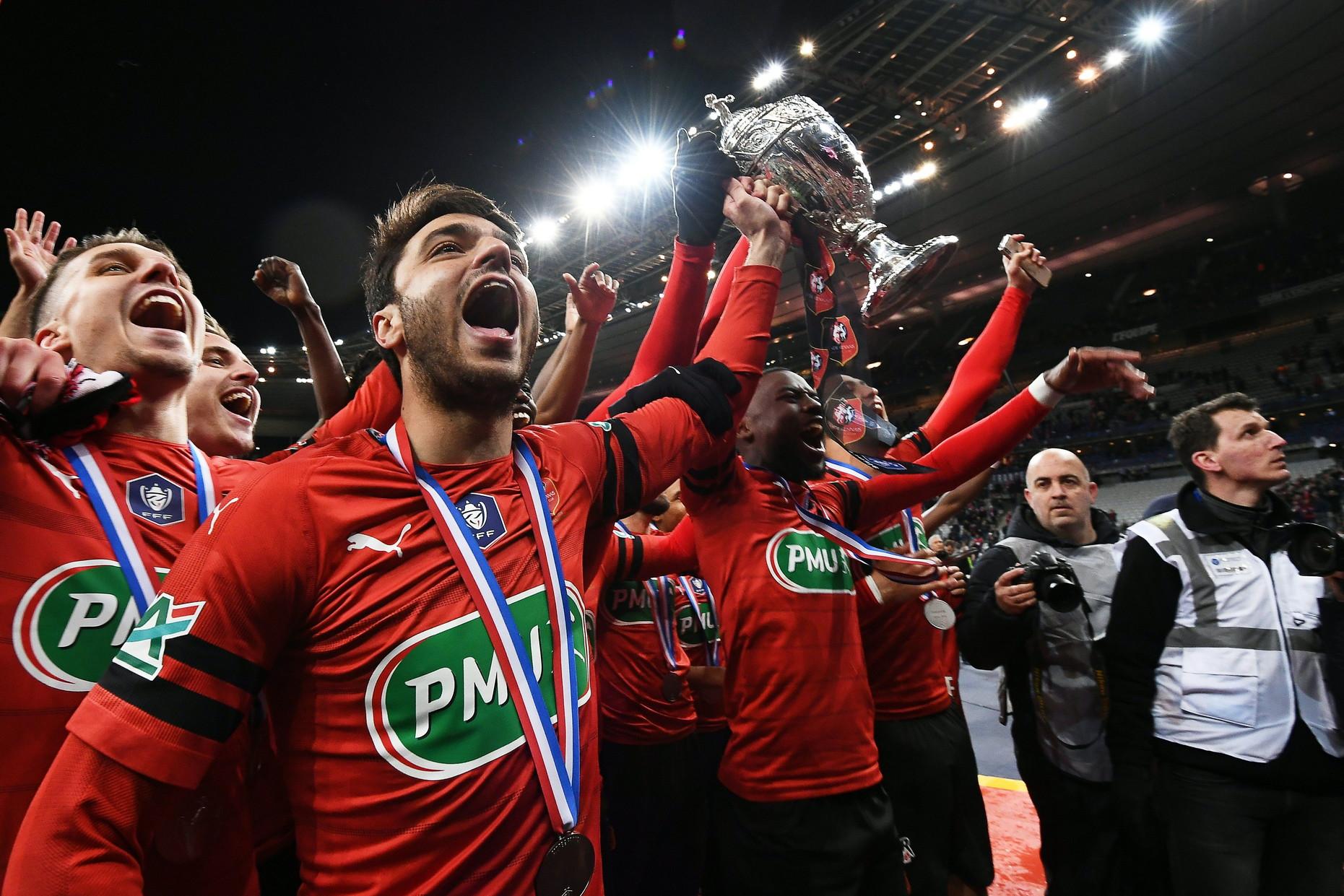 Coppa di Francia: Rennes