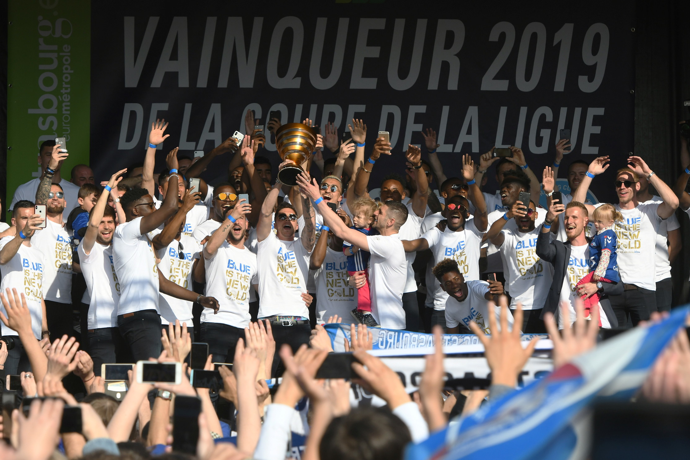 Coupe de la Ligue: Strasburgo