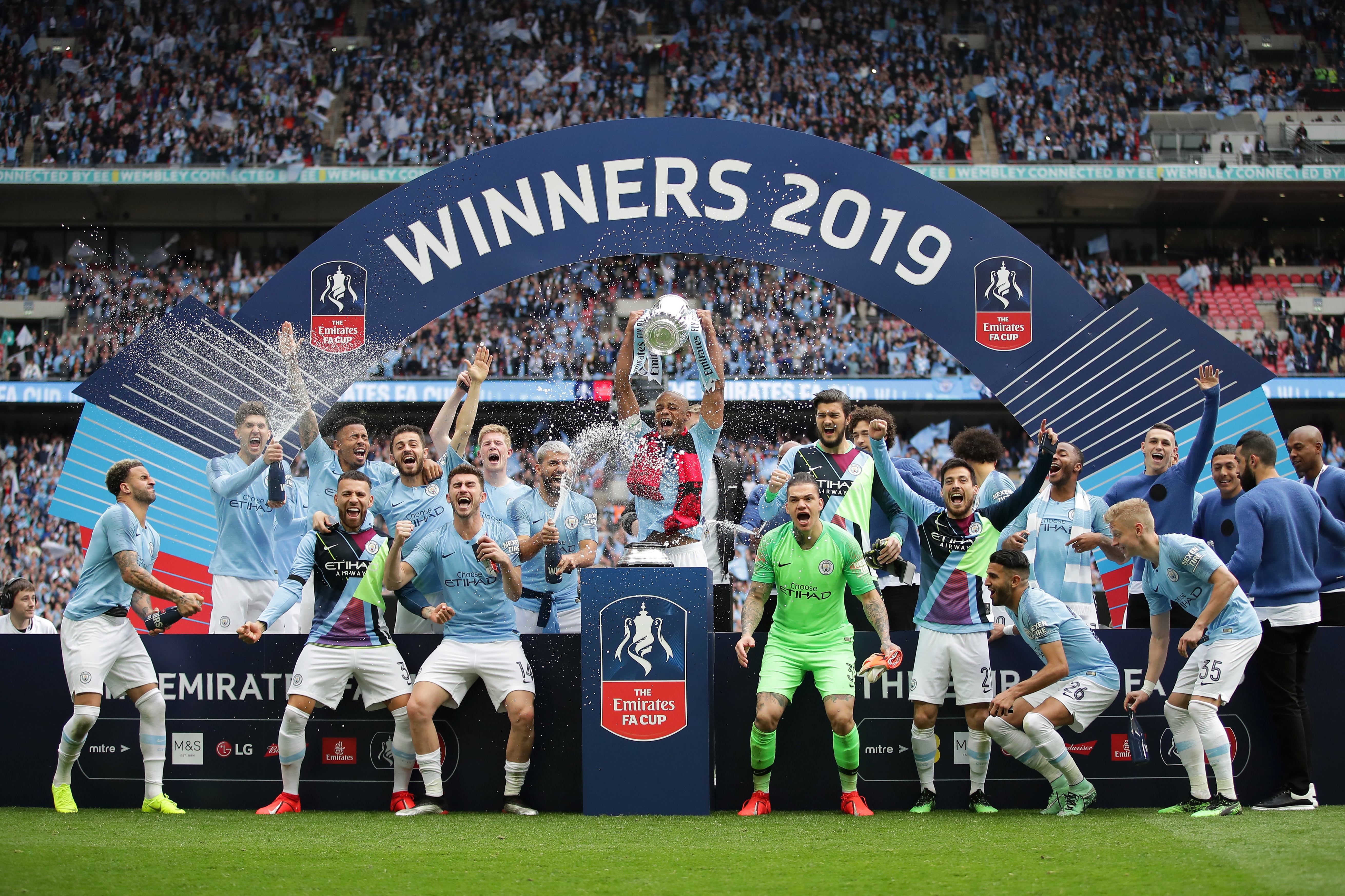 FA Cup: Manchester City