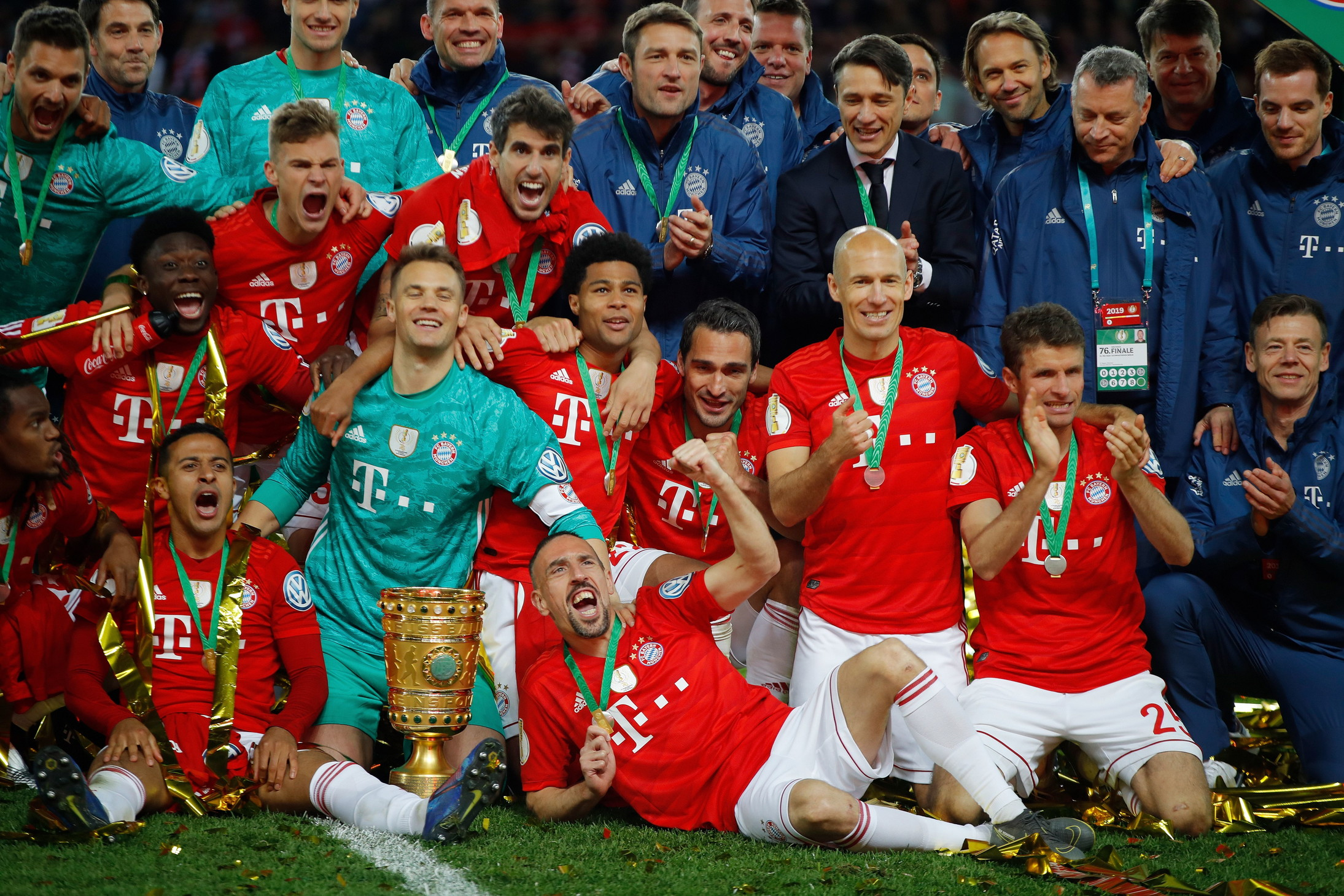 Coppa di Germania: Bayern Monaco