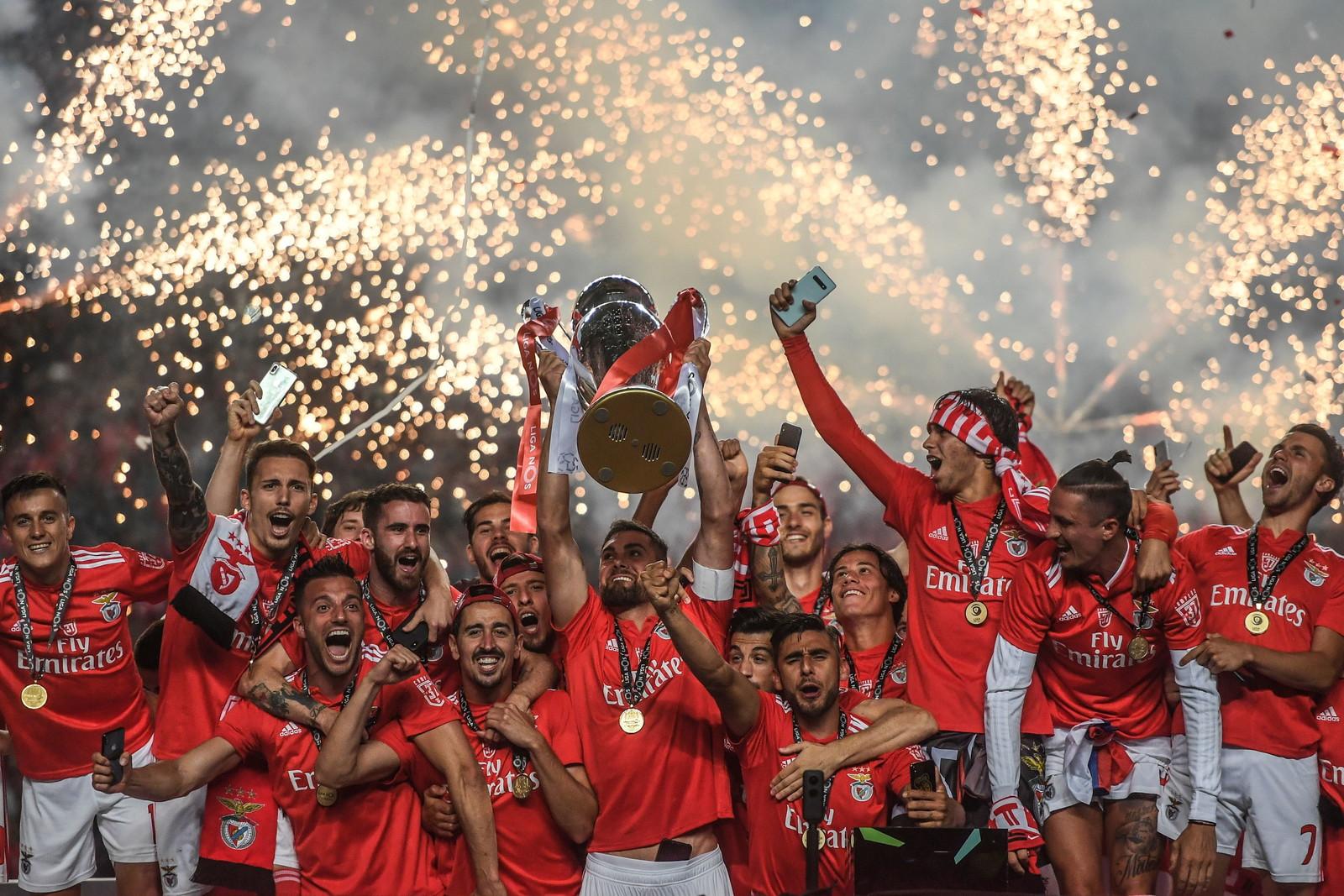 Primeira Liga Portogallo: Benfica