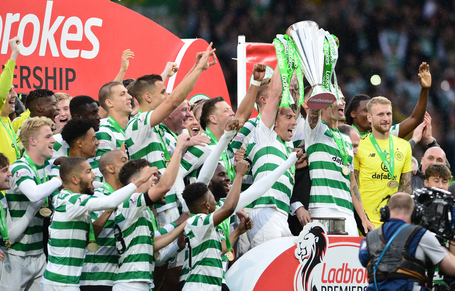 Scottish Premiership Scozia: Celtic