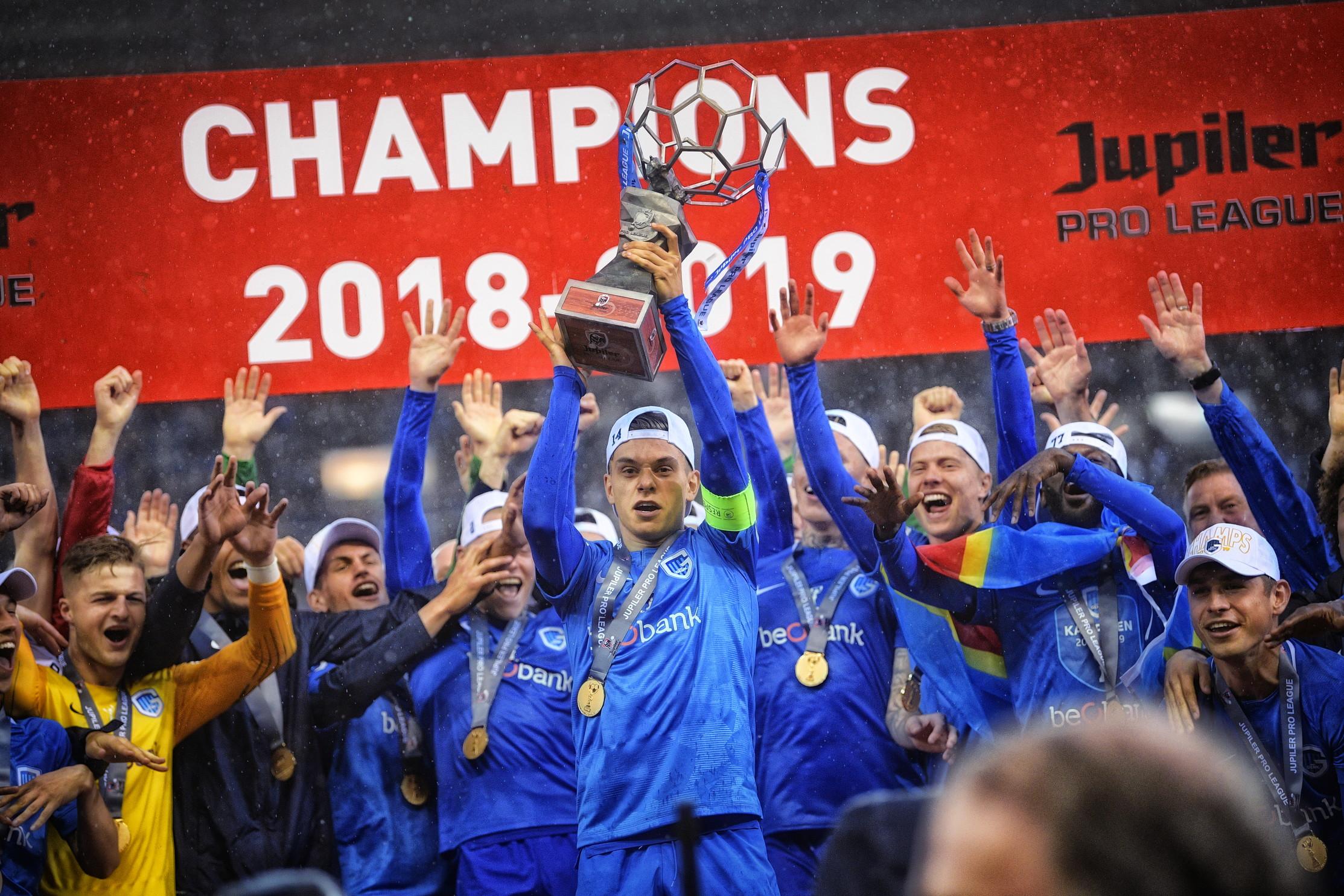 Pro League Belgio: Genk