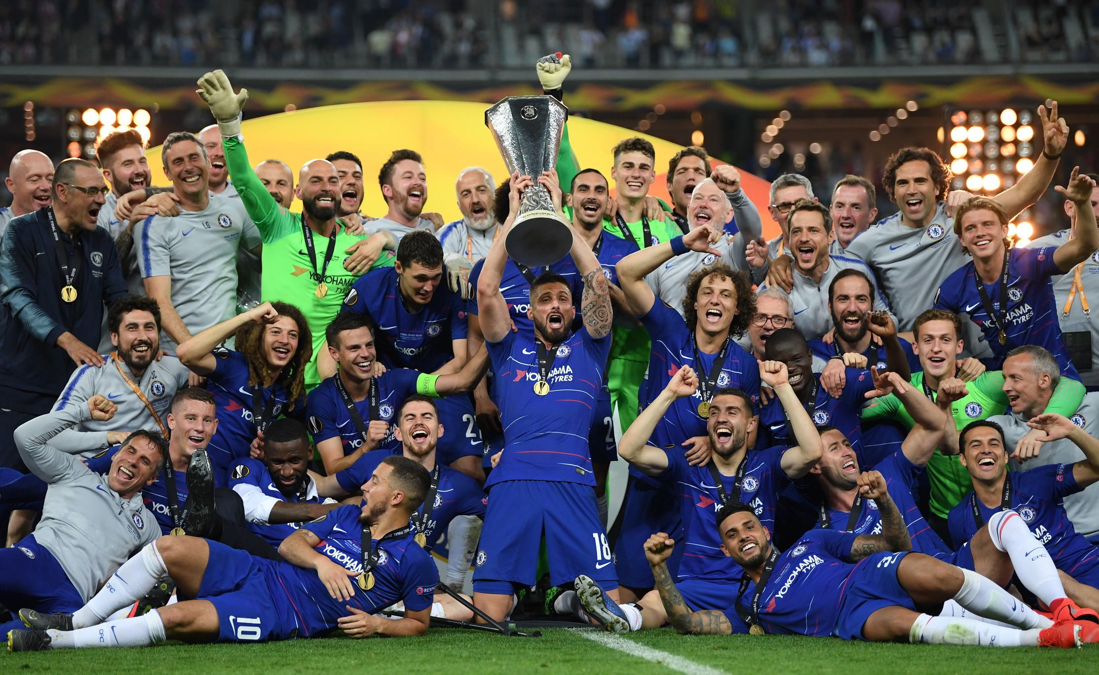 Europa League: Chelsea