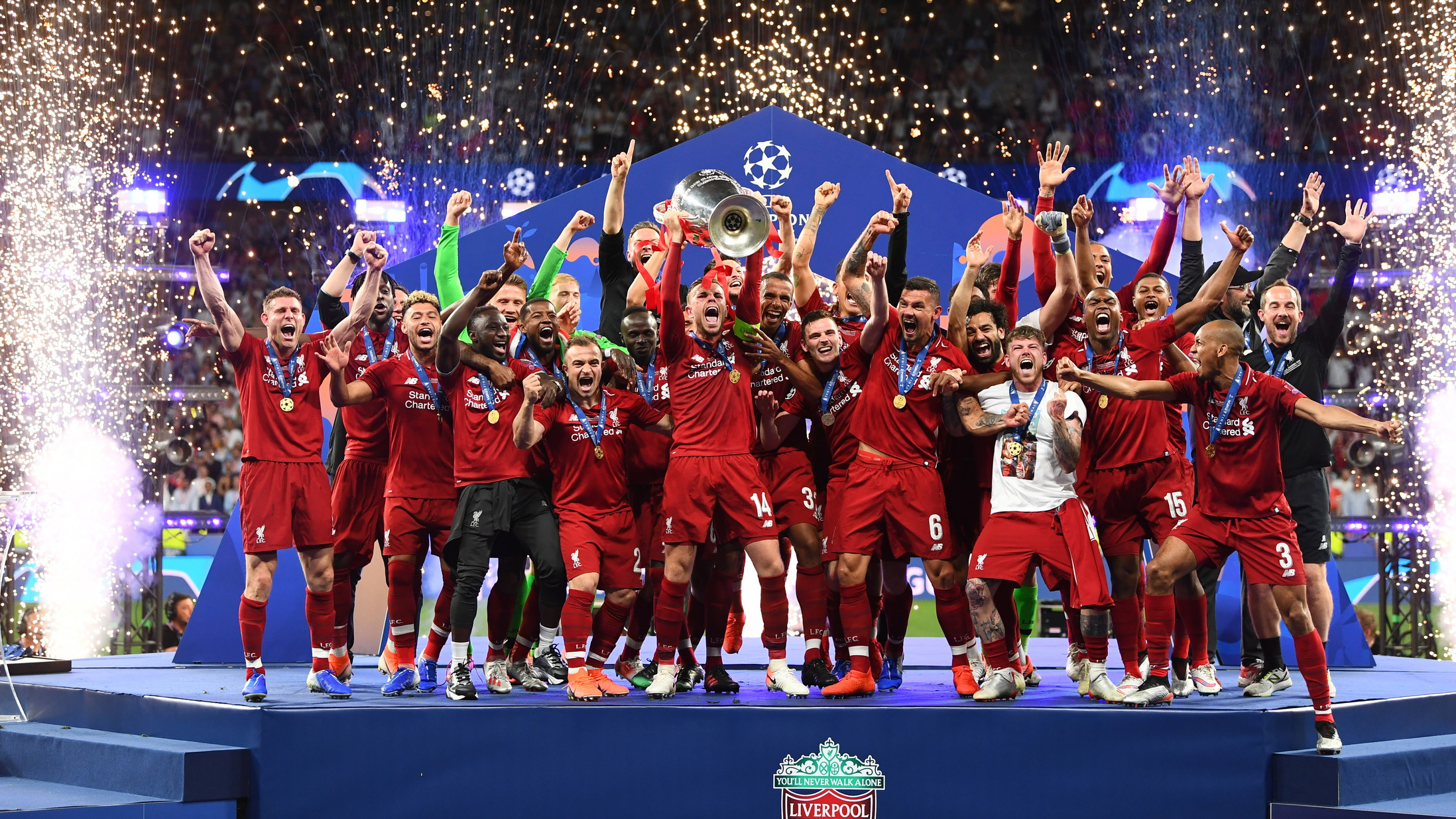 Champions League: Liverpool