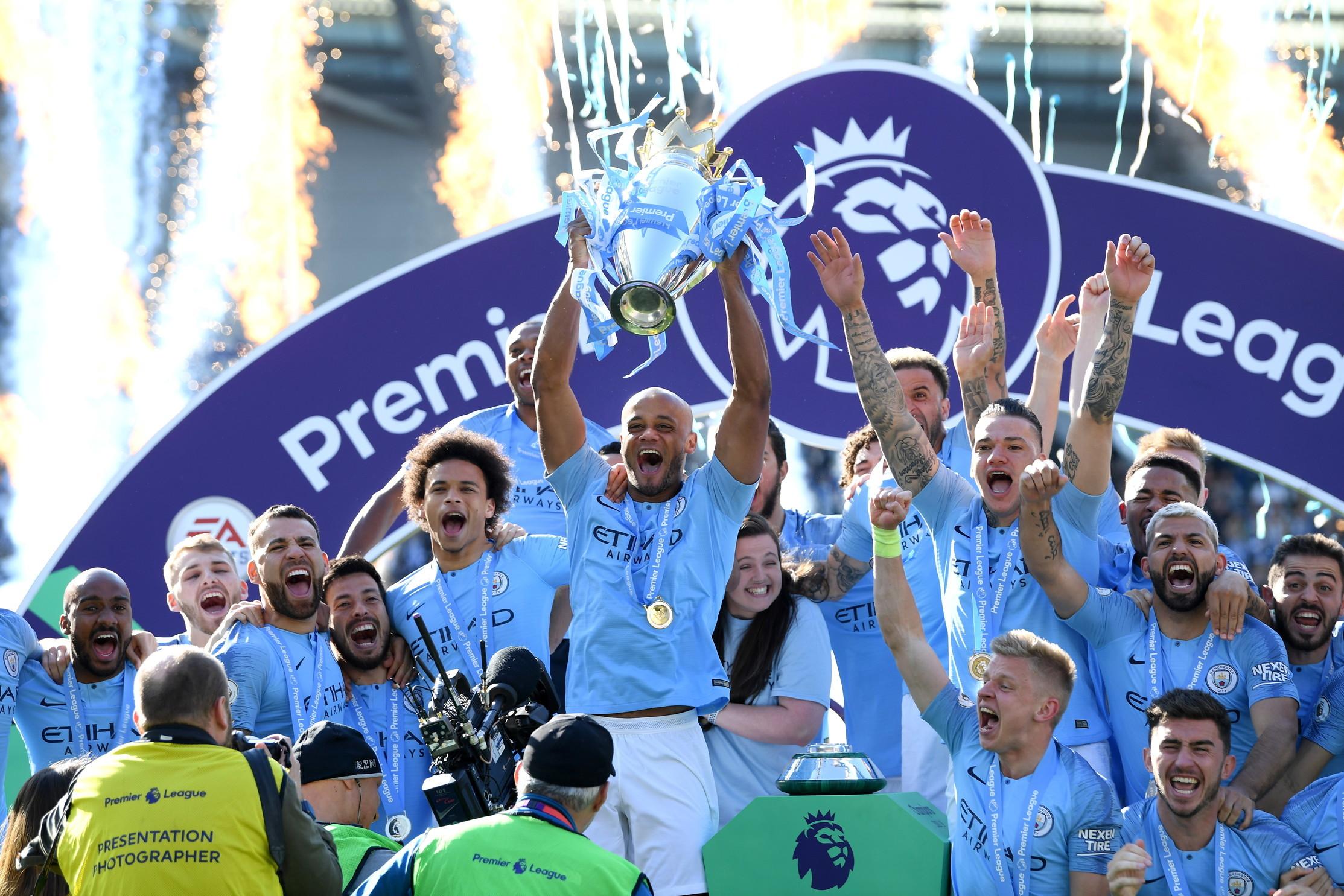 Premier League: Manchester City