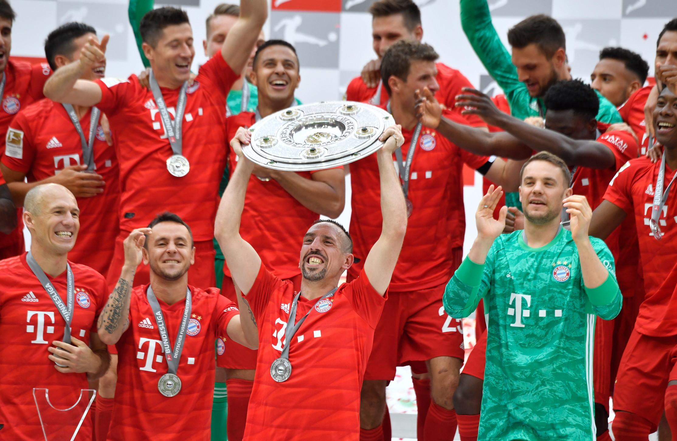 Bundesliga Germania: Bayern Monaco