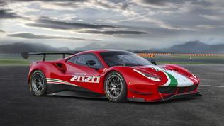 Ecco la Ferrari 488 GT3 Evo 2020 per correre in pista
