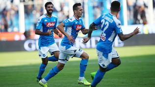 Anche il Napoli stecca: solo pari con la Spal