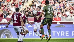 Torino-Cagliari 1-1: le foto del match