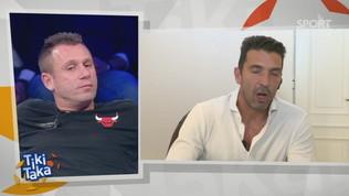 """Buffon: """"In questo momento non servo alla Nazionale"""""""