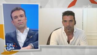 "Buffon: ""Tra due mesi vedremo la Juve di Sarri"""
