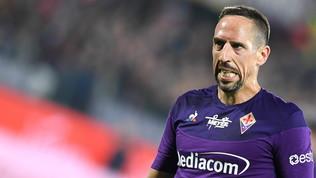 """Tre giornate a Ribery. Commisso: """"Scandalo con la Lazio"""""""
