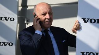 """Marotta rassicura Conte: """"Pronti a intervenire sul mercato"""""""