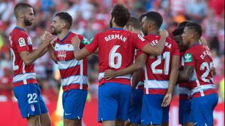 Liga, sorpresa Granada: la Spagna ha un nuovo padrone